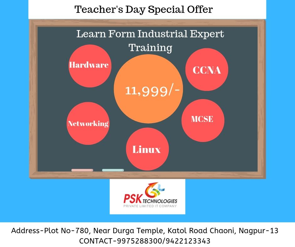 Teachers Day Special Offer